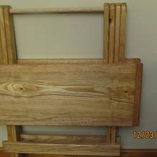 tv trays for christmas - Woodworking Project by Indianajoe