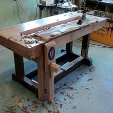 Outside the Box Workbench, This One is Different - Woodworking Project by shipwright