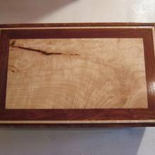Men's Valet Box - Woodworking Project by JoeyG