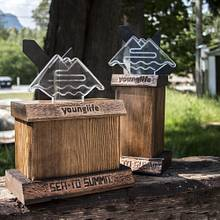 Trophies - Woodworking Project by Railway Junk Creations