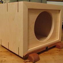 speaker box - Woodworking Project by a1jim