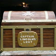 Pirate Chest Toy Box - Woodworking Project by Terry Walztoni