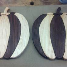 Pumpkin Trivet - Woodworking Project by Anthony
