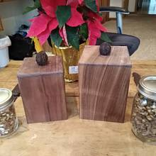 Chocolate Covered Nuts - Woodworking Project by Karson