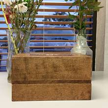 Veneered Kleenex Box with extra storage - Woodworking Project by David E.