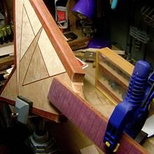 Neck Thru V - Woodworking Project by Xylonmetamorphoun