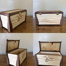 Infinity keepsake box - Woodworking Project by David