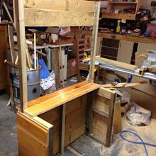 Photo booth  - Woodworking Project by David A Sylvester