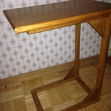 Sitting table - Woodworking Project by David A Sylvester