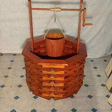 Wishing Well - Woodworking Project by Michael De Petro