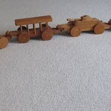 Train for my boys - Woodworking Project by Tomas