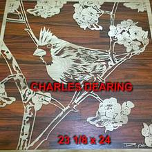 A little more of my scroll saw work - Woodworking Project by Charles Dearing Scroll sawyer and pattern designer