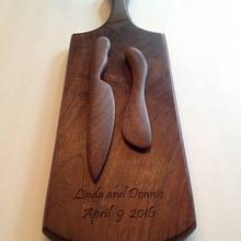 Wedding gift - Woodworking Project by Justsimplywood