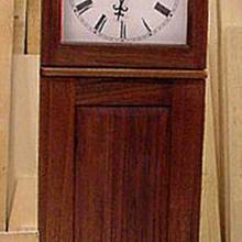 Shaker clock - Woodworking Project by a1jim