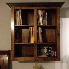 Bookshelf - Woodworking Project by Dusty1