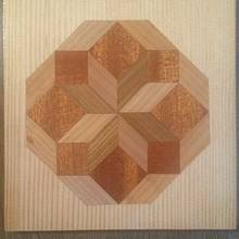 Quilt block pattern  - Woodworking Project by Bill Arnold