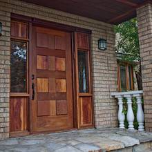 My front door - Woodworking Project by OYAMASAN