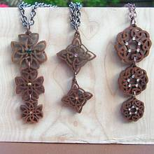 Celtic Pendants - Woodworking Project by Celticscroller