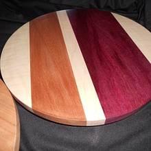 Lazy Susans - Woodworking Project by Ellen