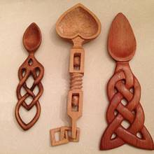 3 Love Spoons - 3 Different Styles of Carving - Woodworking Project by Whittler1950