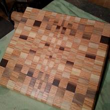 Cutting Board - Woodworking Project by Will