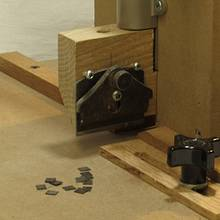 Parquetry Guillotine - Woodworking Project by Woodbridge