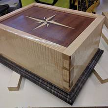 A special box for a special person - Woodworking Project by ChetKloss