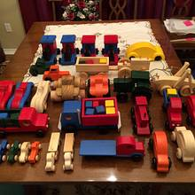 Christmas Toy Drive - Woodworking Project by Whittler1950