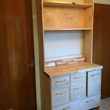 Larder unit / dresser - Woodworking Project by Jon Rudman