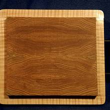 Red Oak cutting board  - Woodworking Project by Mark Michaels
