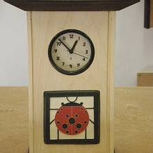 Yet another clock. - Woodworking Project by Bondo Gaposis