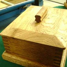 Small Oak Keepsake boxes - Woodworking Project by Jeff Smith
