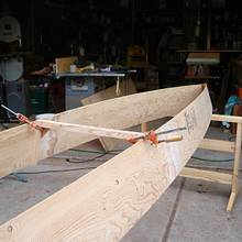 A Boat in under 40 Hrs. - Woodworking Project by Madts