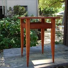 Side table - Woodworking Project by Madts