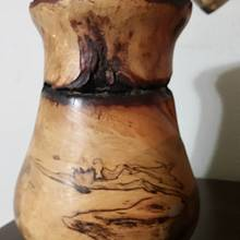 Vase - Woodworking Project by Sean