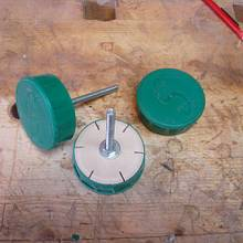 GREEN JIG KNOBS  - Woodworking Project by kiefer
