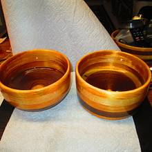 cups and bowls - Woodworking Project by Joe k