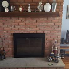 Mantle - Woodworking Project by Galvipa