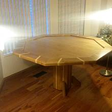 game table - Woodworking Project by Timothy