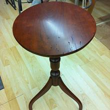Tilt top table - Woodworking Project by Les Hastings