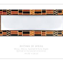 Rhythms of Africa - Woodworking Project by CindyG