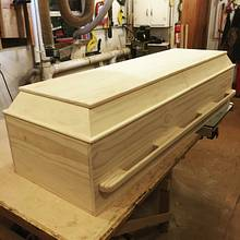 Pine Casket  - Woodworking Project by Michael Ray