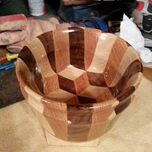 3D Bowl - Woodworking Project by Will