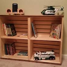 Crate furniture projects - Woodworking Project by David E.