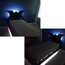 Batman Bed - Woodworking Project by TonyCan
