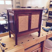 Kentucky wood work ing - Woodworking Project by Maury DODSON