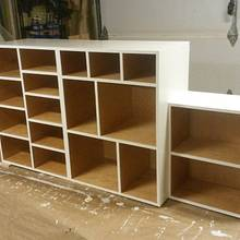 Shoe rack - Woodworking Project by Brian