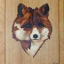 Fox marquetry to order by Andulino - Woodworking Project by Andulino