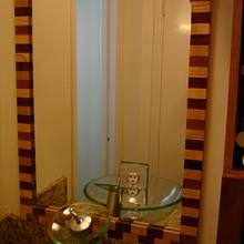 Mirror + Frame - Woodworking Project by Madts