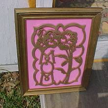 Mother's Day card - Woodworking Project by Kepy